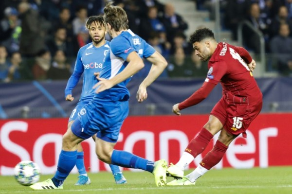 Oxlade-Chamberlain on target twice as Liverpool ease past Genk - World Soccer Talk