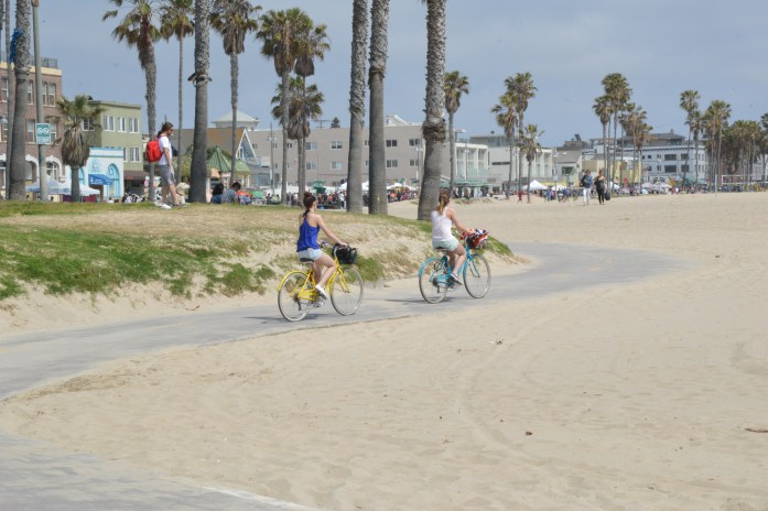 Venice Beach-Bike tour