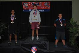 2013 AAU Junior Olympic Games Combine Champion