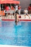 Diving practice Tampa Preparatory School - age 13