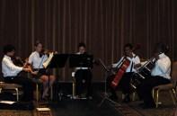 Tampa Prep Strings Ensemble performance, Orlando, Florida