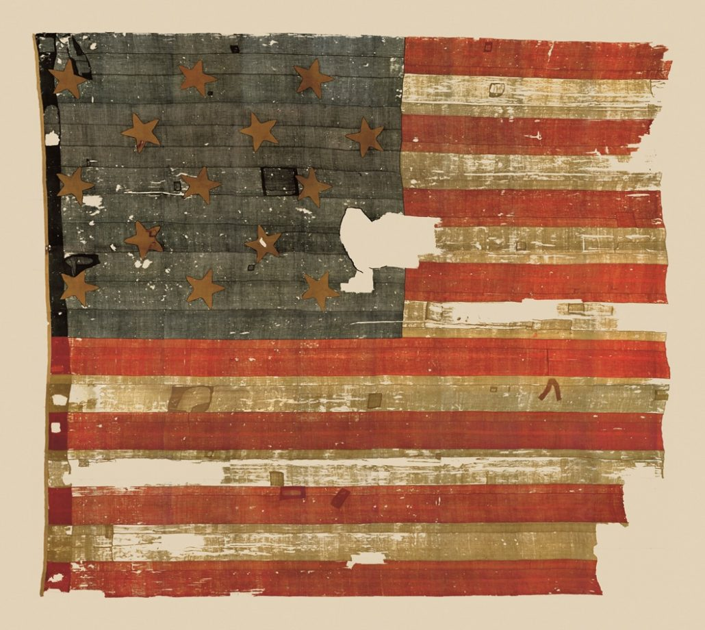 The Star Spangled Banner At The Smithsonian