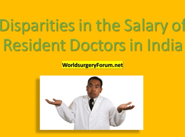 Salary of MBBS Doctors in India: The Disparities