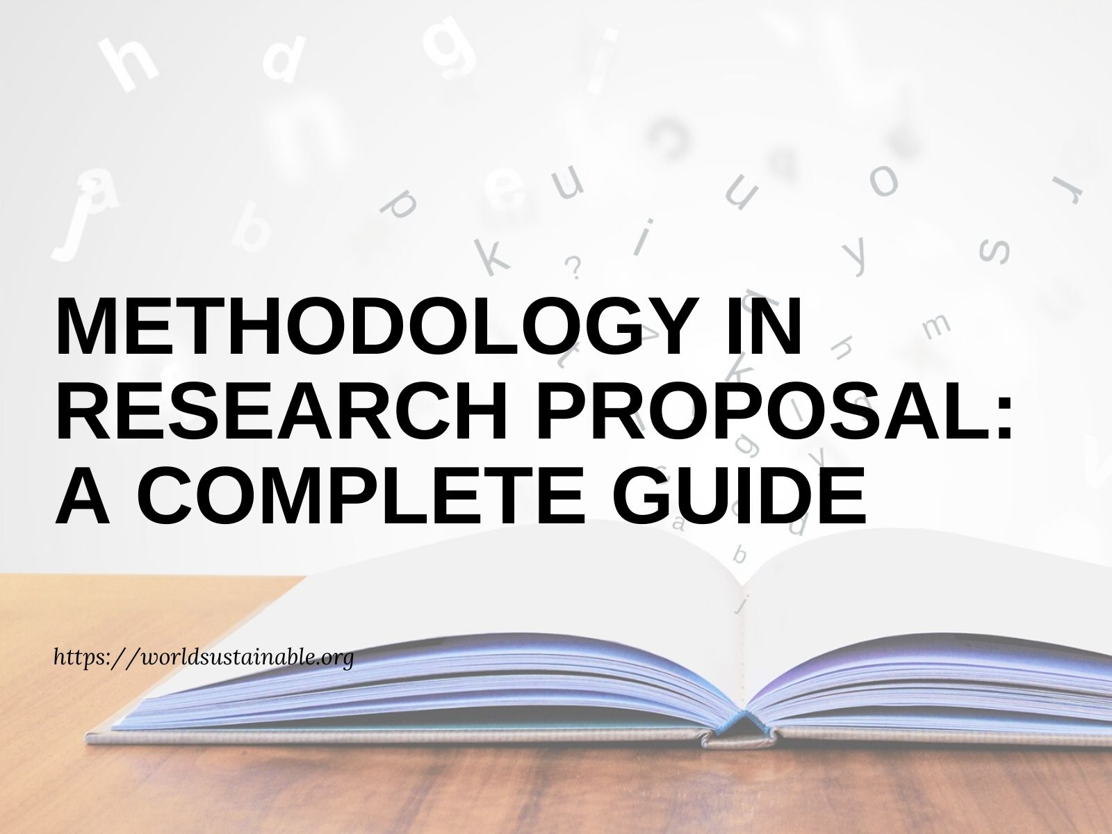 methodology-in-research-proposal-guide