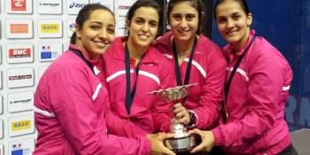 2012: Egypt snatch women's title in Nimes