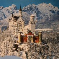 Travel to Germany to See the Land of Fairytale Castles