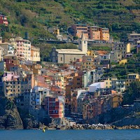 Cinque Terre, Italy - is there not a more beautiful place?