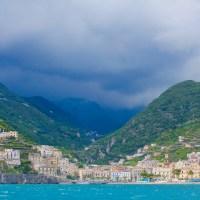 The Beauty of Naples, Sorrento & the Amalfi Coast - Driving & Sea Cruising the Amalfi Coast