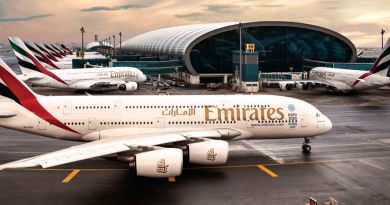 Emirates To Resume Flight To London, Paris, Frankfurt, Two Other Routes From Monday