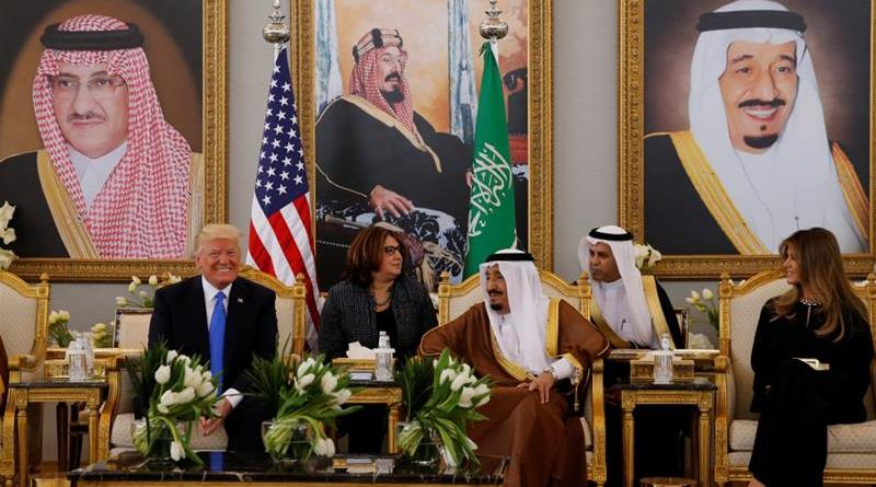 Trump Administration Approves $1B Arms Sale To Saudi Arabia, Including More Than 6,500 Missiles