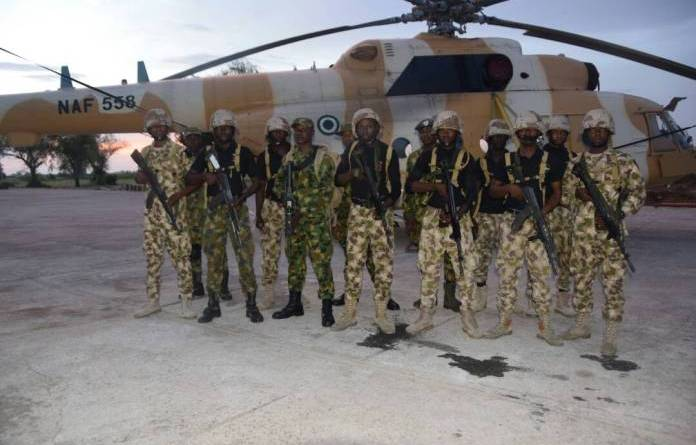 NAF Repairs Makurdi Airfield, Hosts Inter-Branch Competition