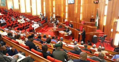 Senate Passes 2018 Budget To The Tune Of N9.12Trn