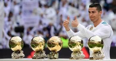 Ronaldo, Messi, Best, Matthews Are Frontrunners Ballon d'Or Dream Team Shortlist