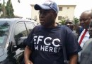 EFCC Detains Fayose With Pillowcase, Yoruba Bible