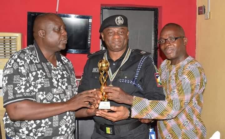 Commander RRS, Disu Bags CRAN Man Of The Year Award