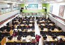 NSE Market Drops Ahead Of Easter Holidays