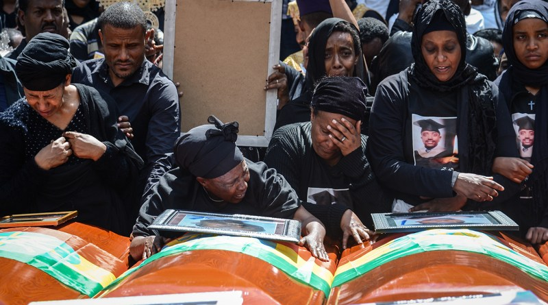Crashed Ethiopian Airline: Victims Families Get Bags Of Dirt For Burial