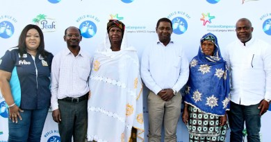 FrieslandCampina WAMCO Fetes 1,000Dairy Farmers To Mark World Milk Day