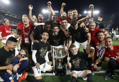 Valencia Shock Barcelona To Win The Copa del Rey