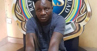 'I Make 18k Daily From Pickpocketing' – Suspect Confesses