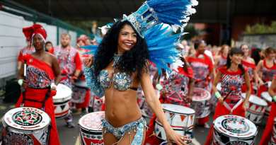 Notting Hill Carnival 2019: All You Need To Know About London's Biggest Street Party