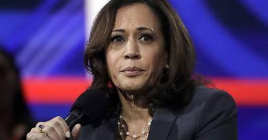 Democrats Presidential Candidate, Joe Biden Picks Sen. Kamala As Running Mate