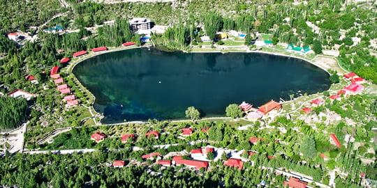 Lower Kachura Lake - Pakistan