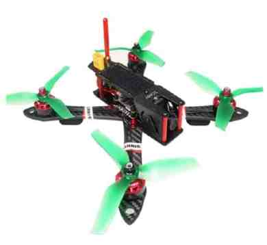 fpv racing drone with camera