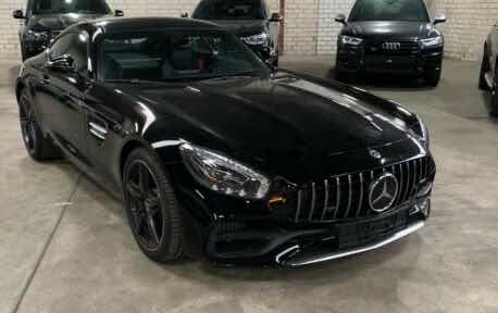 2018 Mercedes AMG GT Coupe