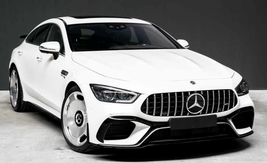 2020 Mercedes AMG GT 63 S