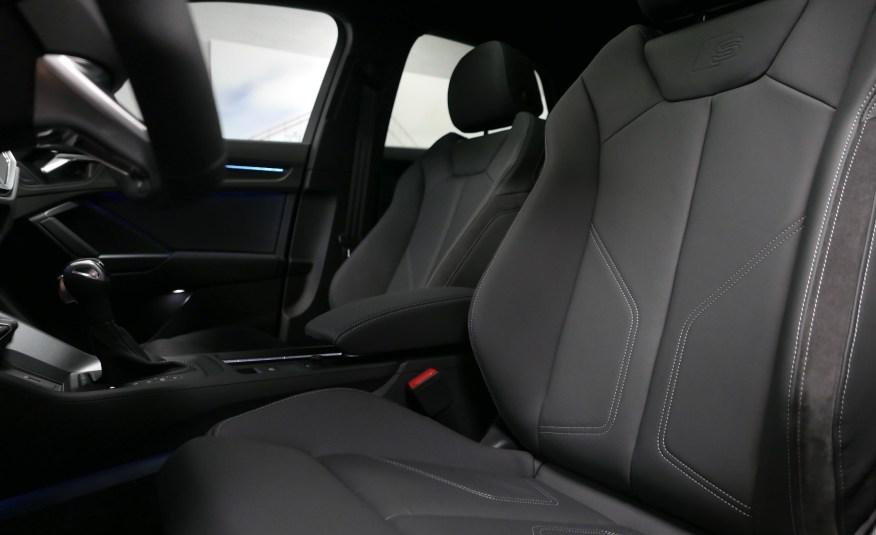 2020 Audi Q3 Sportback 40 TDI quattro S line