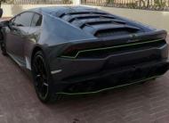2015 Lamborghini Huracan 610-4