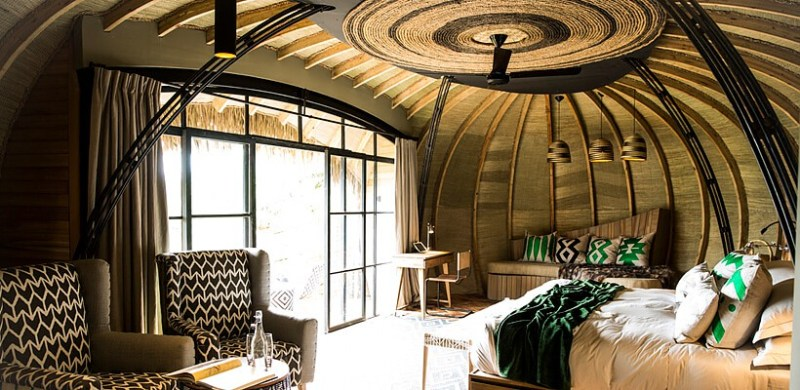 Wilderness Safaris Bisate Lodge opens in Rwanda