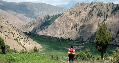 Hiking the natural wonders of Pakistan