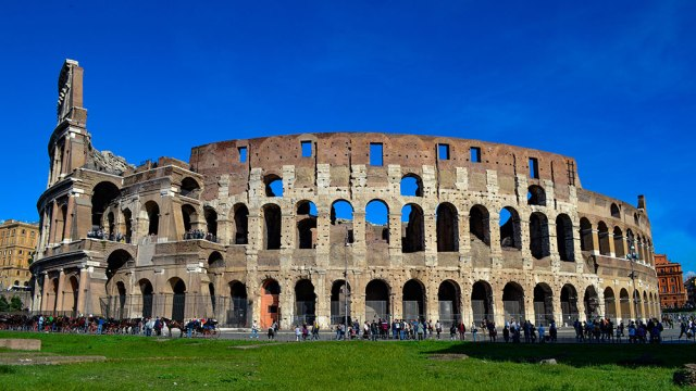 What to see in Rome: The Colosseum