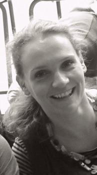 Travel writer Annia Lekka