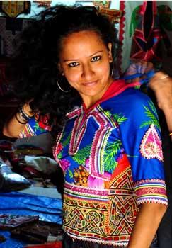 Travel writer Shilpa Gupta