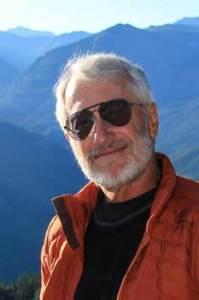 Travel writer Dan Leeth