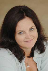 Travel writer Maggie Cooper