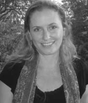 Author Claire Ibarra