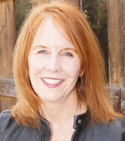 Author Bernadette Murphy