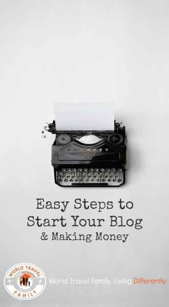 Start Your Own Blog and Make Money
