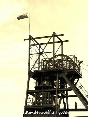 Things to do in South Wales. Big Pit South Wales