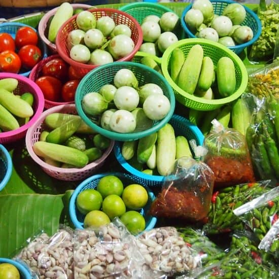 Thai Food for beginners. Thai Ingredients