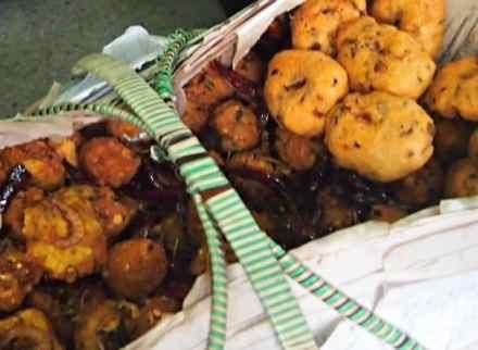 Sri Lankan food wadai