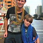 New Orleans Mardi Gras USA