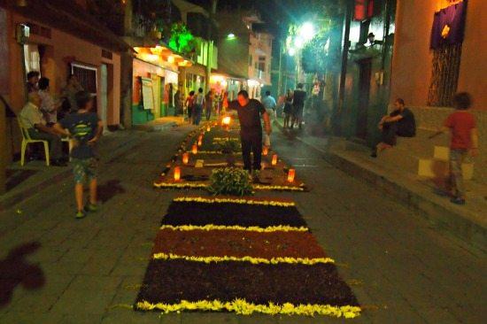 Flores Guatemala