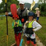 Kayaking and Caving in Vang Vieng, Laos