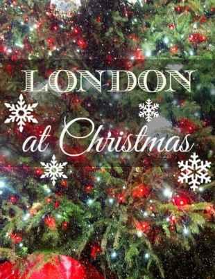 London at Christmas World Travel Family blog