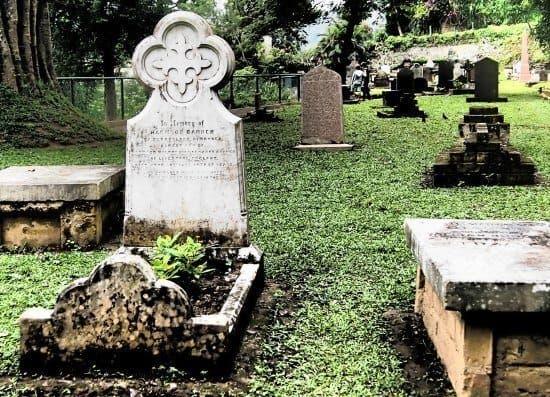 Burial Sri Lanka Garrison K
